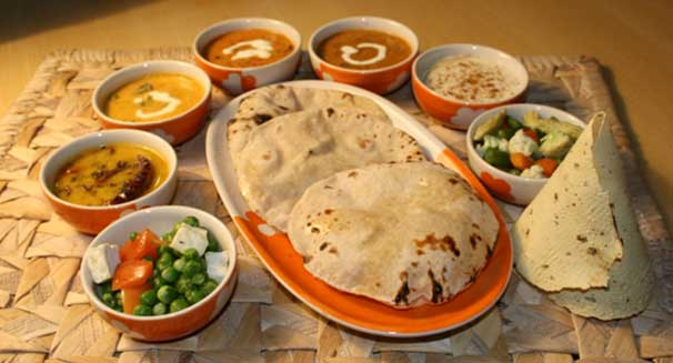 An overview of the Indian cuisine