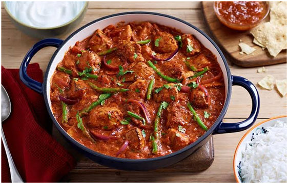 Have Chicken Curry at Affordable Rates