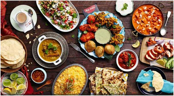 How to find good Indian food when you are outside?