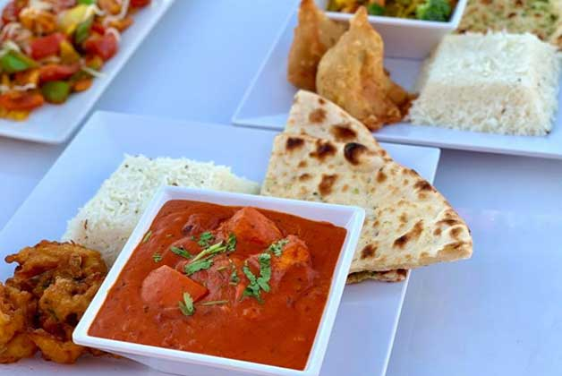 Relish the Chicken Curry in Somerville with us