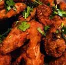 Masala Chicken Wings