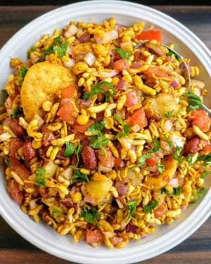 Bhel Poori