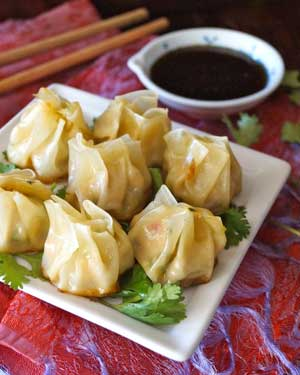 Chicken MoMo Dumpling